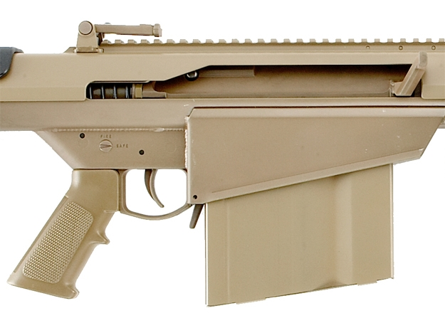 Barrett M107 A1 50 BMG Tan Rifle 13313