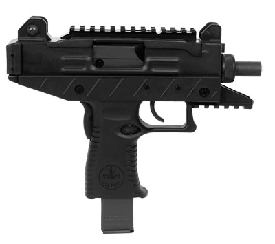 IWI Uzi Pro 9mm Para Black Pistol UPP9S