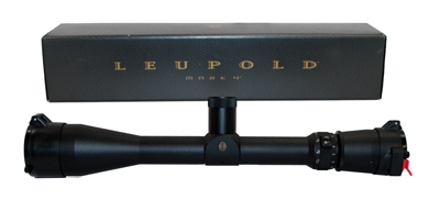 Leupold Vari X 3 Tactical 3.5-10x40 with Mildot reticle - Excellent condition with faint ringmarks . 63185