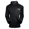 Sitka Solids Ws Fanatic Hoody Sitka Black Large 70010-BK-L