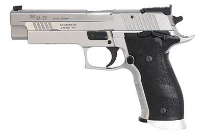 Sig P226 X5 Competition 9mm Pistol 226X5-9-COMP
