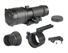 ATN PS40-3P Day Night Weapon Sight NVDNPS403P components