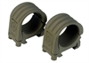 American Rifle 30mm low scope rings .823 height Flat Dark Earth