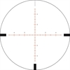 Vortex Viper PST EBR-1 MRAD Reticle