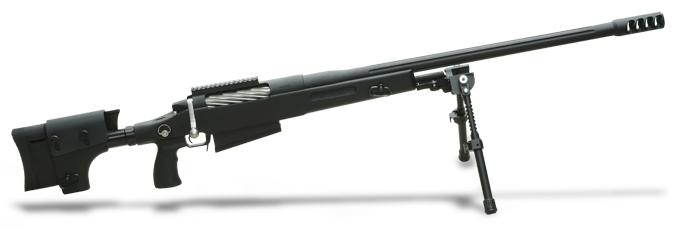 McMillan Tac 50-A1-R2 50 BMG Black Rifle