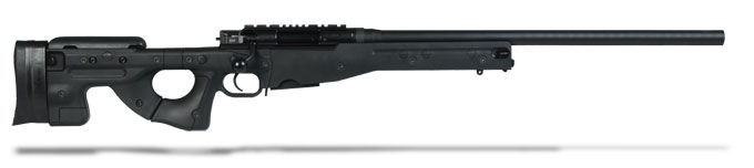 Accuracy International AE MK III 260 Remington 26 inch Plain bbl Black Fixed Stock AE26026PL0M1PFI0BBLACFB0F0N