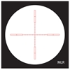 Nightforce MLR Reticle