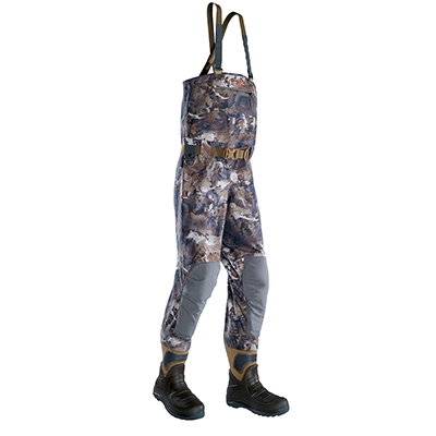 Sitka Timber Delta Wader Optifade Timber
