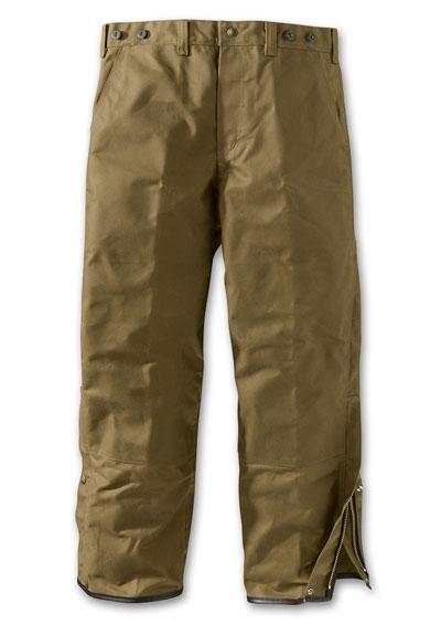 Reviews For Filson Tan Double Tin Boot Pants 14053