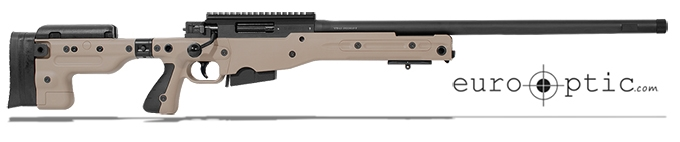 Accuracy International AT Pale Brown Rifle 6.5 Creedmoor Folding RH