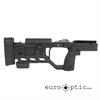 KRG Whiskey-3 Chassis Folding buttstock for TRG BLACK