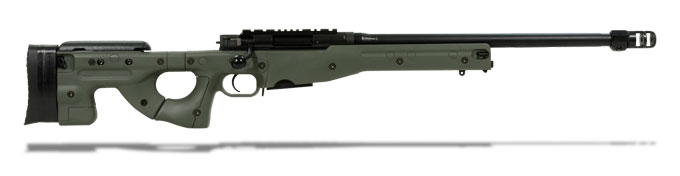 Accuracy International AE MK III .308 Win Green Rifle