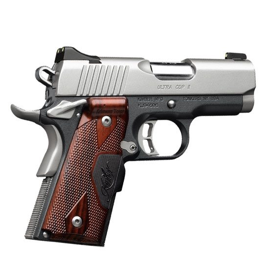Kimber 1911 Ultra CDP II (LG) .45 ACP Pistol 3200240 For
