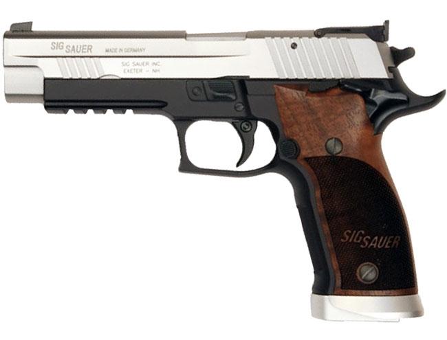Sig Sauer P226 X5 Lightweight 9mm Pistol 226x5 9 Ltwt For
