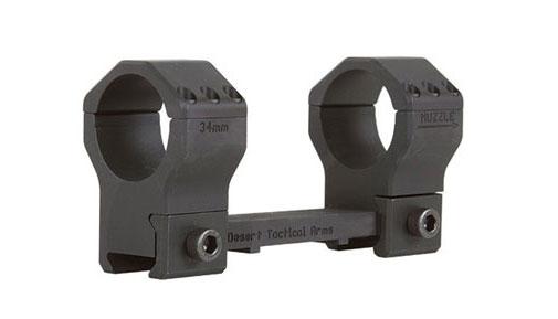 Desert Tech 34mm 20 Moa Scope Rings For Sale Eurooptic Com