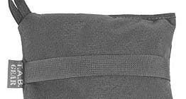 TAB Gear Black Rear Bag