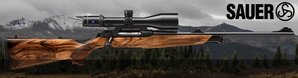 Sauer Scope Mounts & Accessories