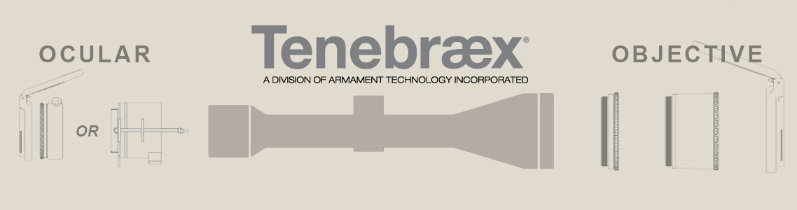 Tenebraex Adapter Rings