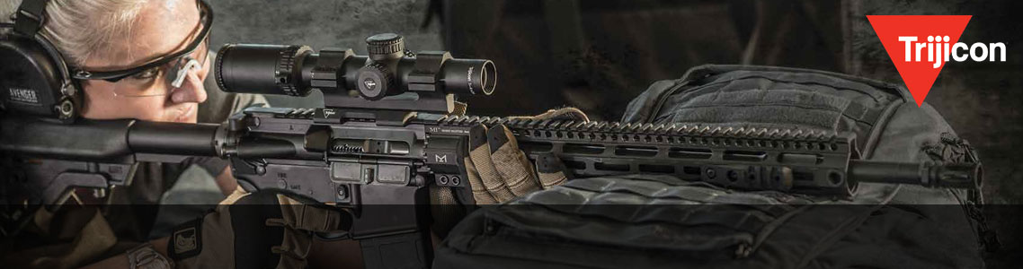 View All Trijicon AccuPower Riflescopes