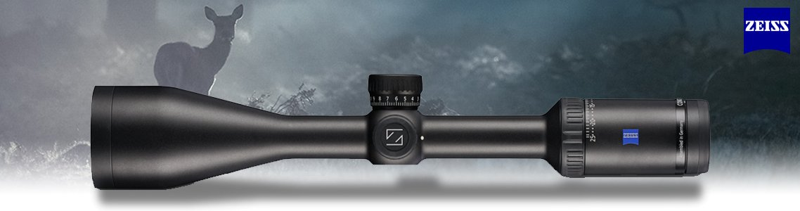 Zeiss Conquest HD5 Scopes