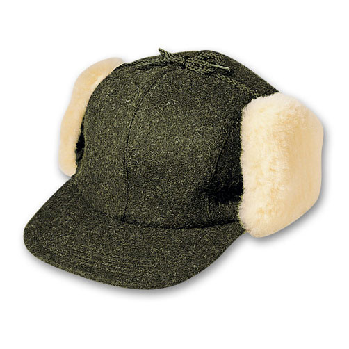 Filson XS Forest Green Double Mackinaw Cap 60041 703060148292  10f2e8d64ce
