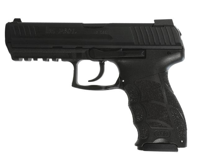HK P30L Officer V1 .40 S&W Pistol 734001LLE-A5