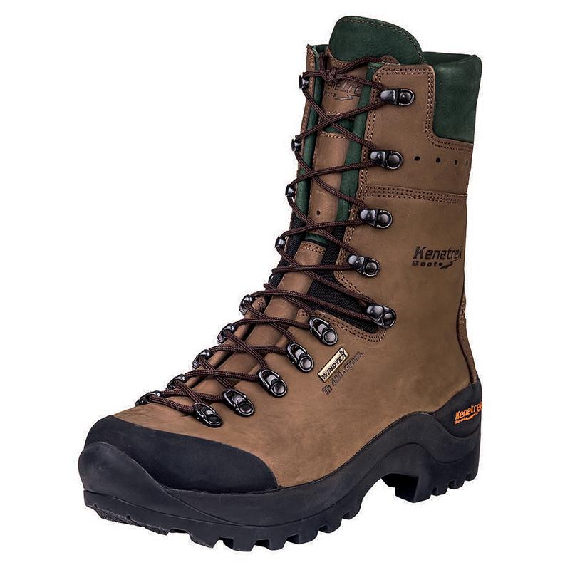 5f98aadf7b6 Details about Kenetrek Mountain Guide NI Mountain Boot Size 9 Medium Width  KE-425-GNI