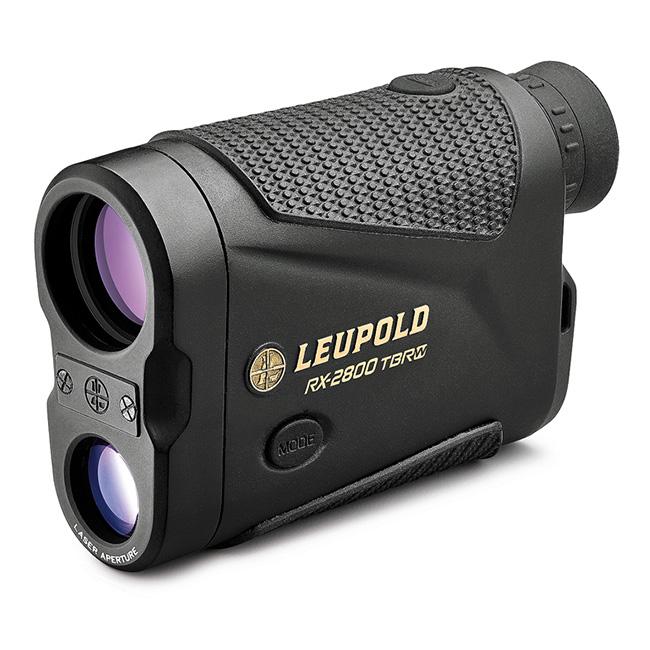 Details about Leupold RX-2800 TBR/W Laser Rangefinder Black/Gray OLED  Selectable 171910