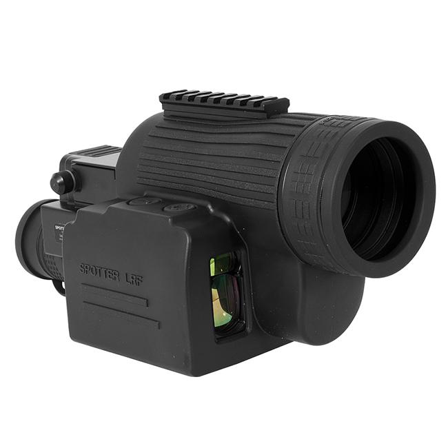 newcon optik spotter lrf pro spotting scope rangefinder 627973521167 ebay. Black Bedroom Furniture Sets. Home Design Ideas