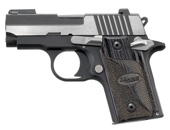 Sig Sauer P238 Equinox .380 ACP Pistol 238-380-EQ