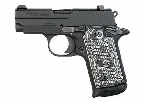 Sig P238 Extreme .380 ACP Pistol 238-380-XTM-BLKGRY