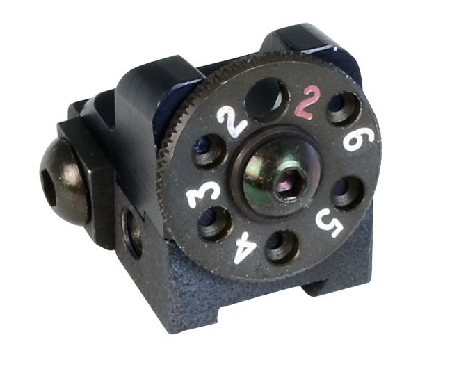 AI Rearsight For Weapons Fitted With Dovetail 2093