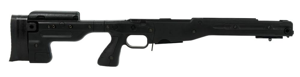 AICS AT M700 1.5 .308 Black Stock 26694BL