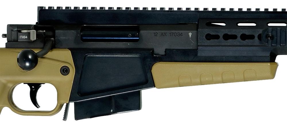 Accuracy International AX308 Dark Earth Rifle