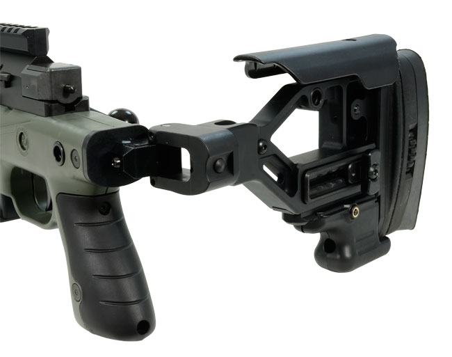 Accuracy International AX .338 Lapua Green Rifle