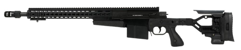 Accuracy International AXMC .300 Win. Black Rifle
