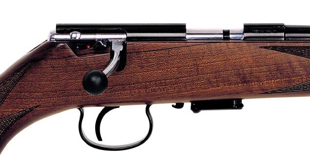 Anschutz 1517 D Classic 17 HMR OO9962