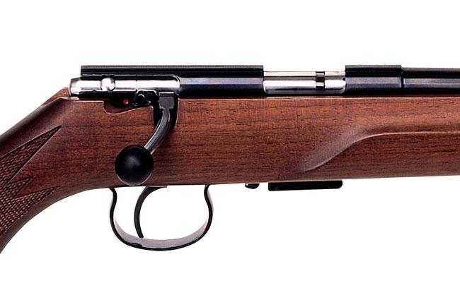 Anschutz 1517 D HB Beavertail .17 HMR OO9956