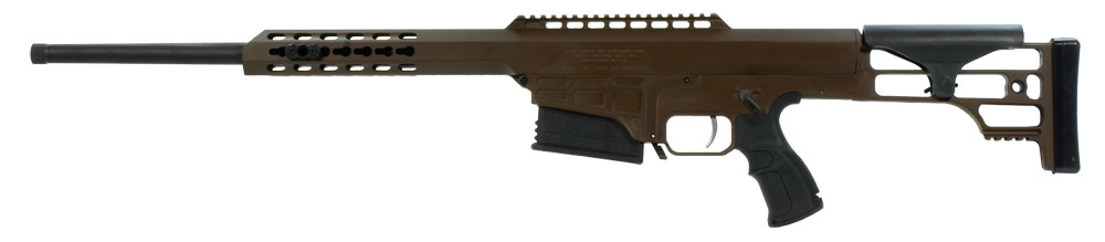 Barrett 98B Fieldcraft Multi Brown .308 Win Rifle 14827