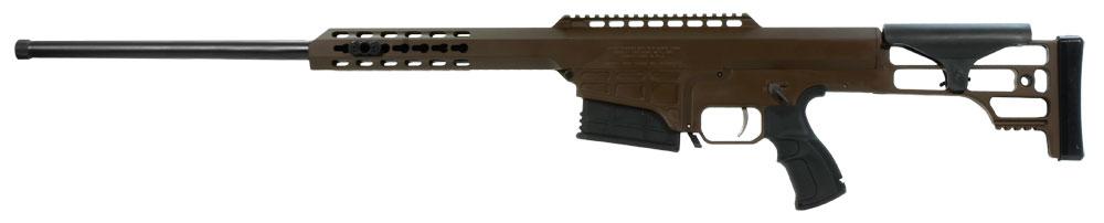 Barrett 98B Fieldcraft Multi Brown 6.5 Creedmoor Rifle 14828