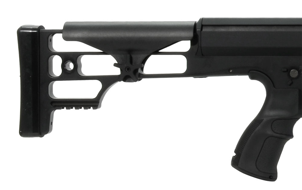 Barrett 98B Tactical .338 Lapua Mag Rifle System - 24