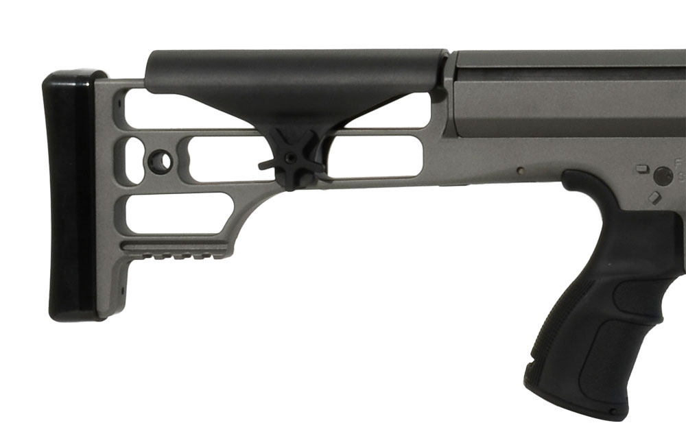 Barrett 98B Tactical .338 Lapua Mag Rifle System - 24