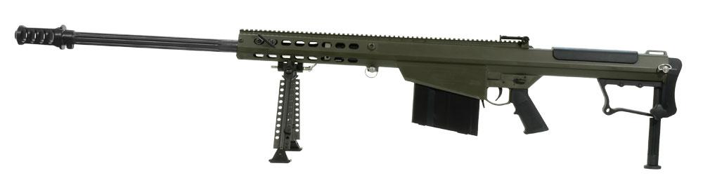 Barrett M107A1 50 BMG OD Green Rifle 14555