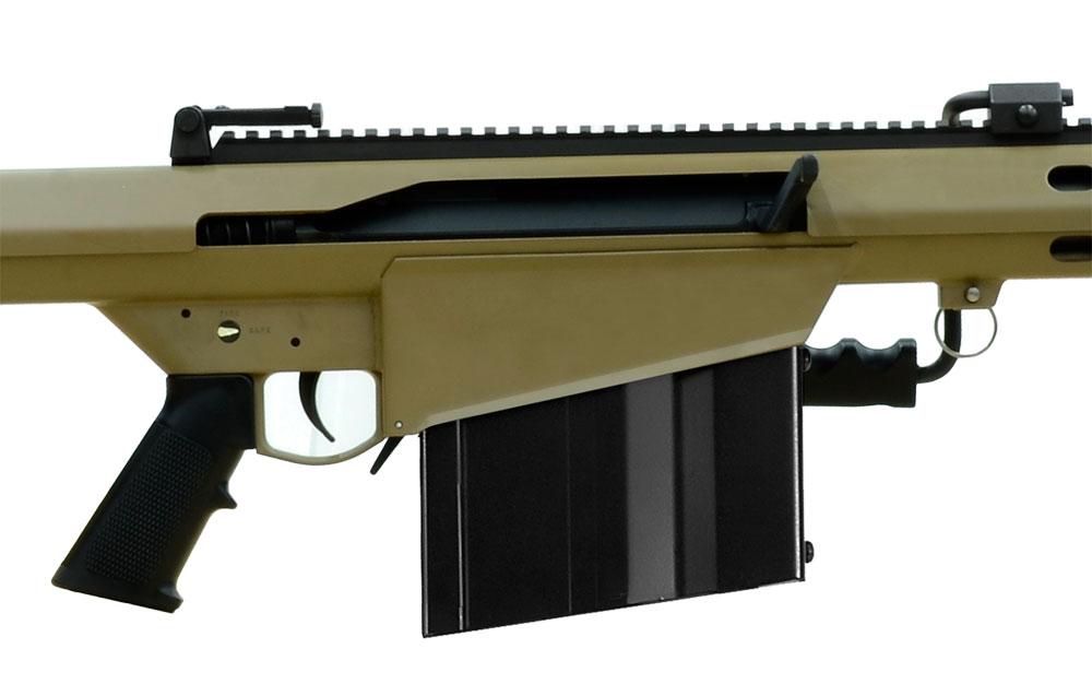 Barrett Model 82A1 CQ 50 BMG Rifle
