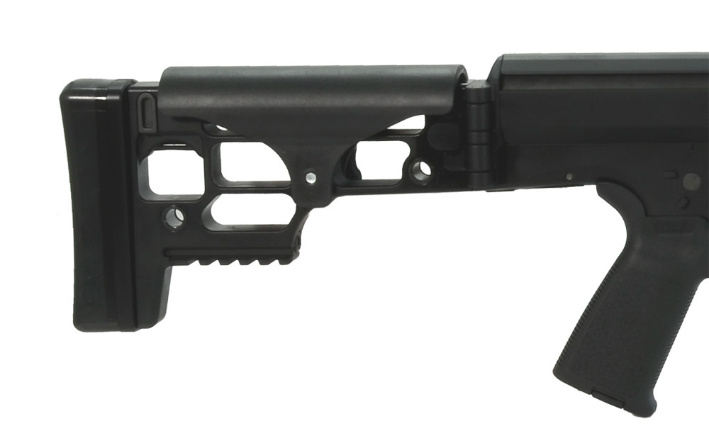 Barrett MRAD Black .338 Lapua Rifle 13522