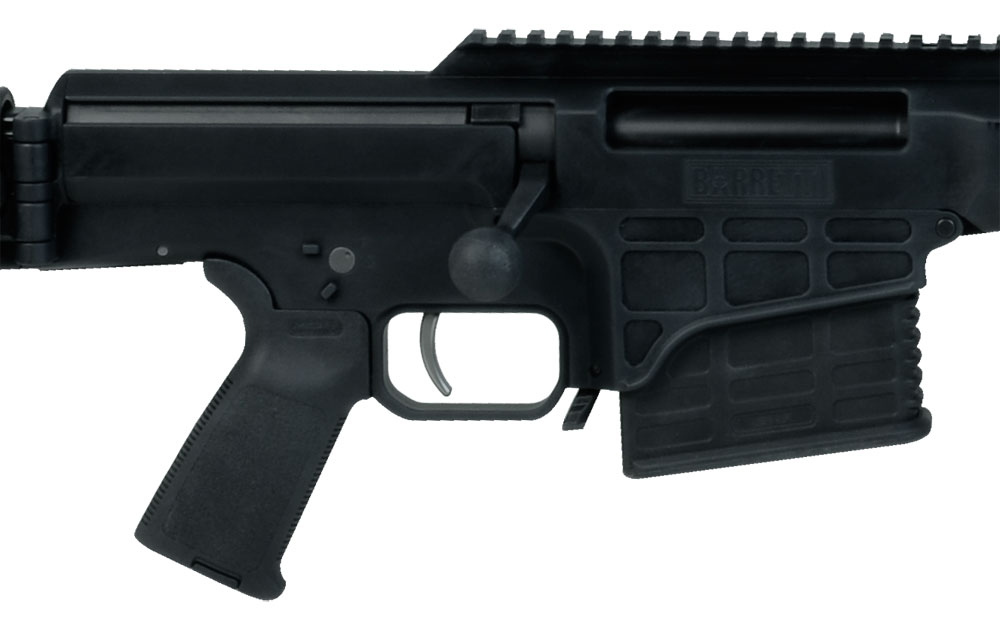 Barrett MRAD Black .338 Lapua Rifle 13521