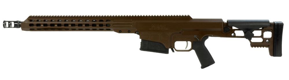 Barrett MRAD Brown .308 Winchester Rifle 14340