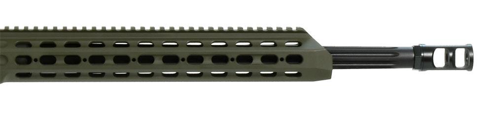 Barrett MRAD OD Green .338 Lapua Rifle 14378