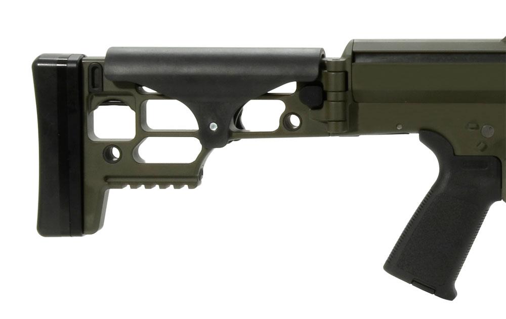 Barrett MRAD OD Green .338 Lapua Rifle 14380