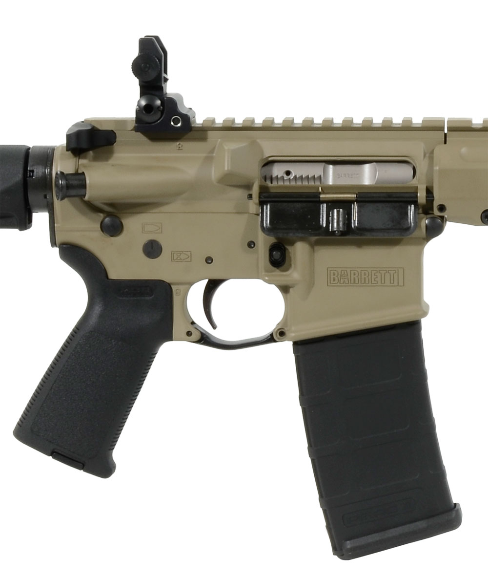 Barrett REC7 6.8 SPC GEN II FDE Rifle 14591